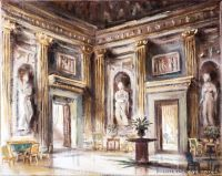 immagine Villa Paolina (Rome); the drawing room